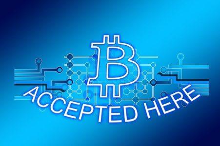BTC accepted